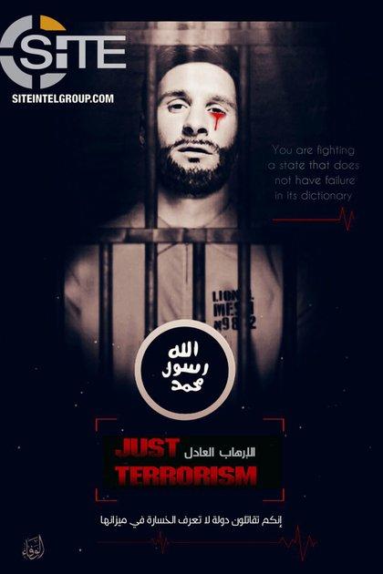 """La amenaza de ISIS contra Messi: """"Están peleando contra un estado que no tiene la palabra 'fallar' en su diccionario"""""""
