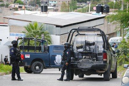 La hermana de Alma Elizabeth relató a El Sur que dos hombres la sacaron a la fuerza de su hogar y la subieron a un vehículo negro para después escapar (Foto: Cuartoscuro)