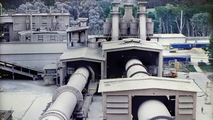 La planta está ubicada en Barker, en la provincia de Buenos Aires