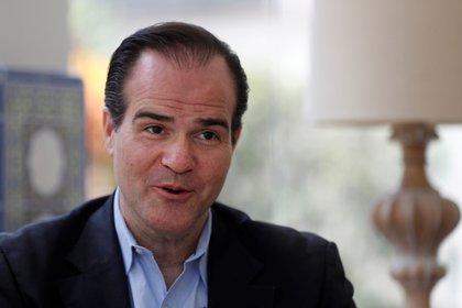 Mauricio Claver-Carone, candidato de Estados Unidos a la presidencia del Banco Interamericano de Desarrollo (EFE/Paolo Aguilar/Archivo)