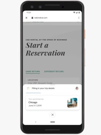 Mayor integración con otros servicios para hacer reservas online.