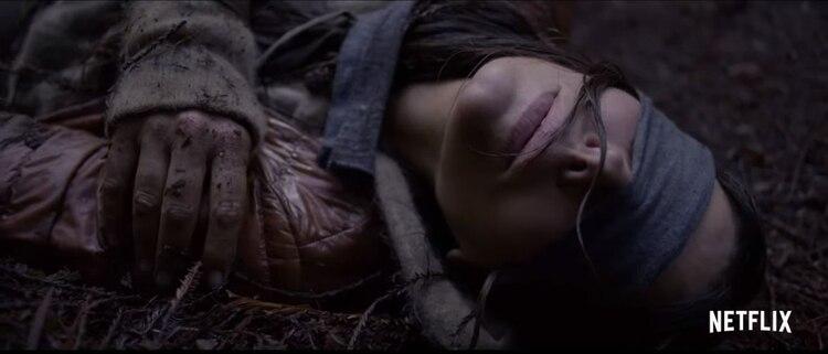 Desde su estrenó la película generó muchos comentarios de la audiencia (Foto: Youtube Netflix)