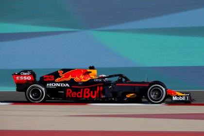 Red Bull RB 16B (REUTERS/Hamad I Mohammed/File Photo).