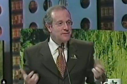 José Ramón Fernández salió  de TV Azteca en 2006