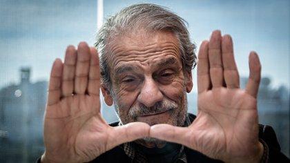 Mario Sabato dirigió 15 películas (Martín Rosenzveig)