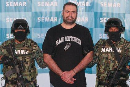 """""""El Grande"""" es reconocido como uno de los sicarios más sanguinarios que han operado en México. Después del asesinato del narcotraficante Arturo Beltrán Leyva, """"El Barbas"""", fue el segundo en estar al frente del Cártel de los Beltrán Leyva (Foto: Saúl López/Cuartoscuro)"""