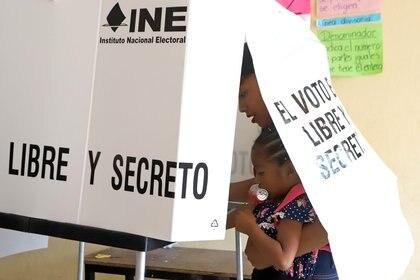 El INE catalogó las próximas elecciones como las más grandes de la historia (Foto: Cuartoscuro)
