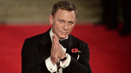 Daniel Craig interpreta una vez más a James Bond AFP 163