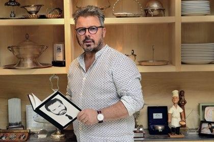Donato de Santis era el cocinero de Versace. Fue él quien tuvo que reconocer el cuerpo del diseñador.