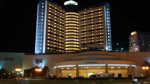 El hotel Conrad de Punta del Este