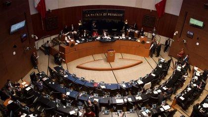 A diferencia de la Cámara de Diputados, el Senado no solicitó permiso para no sesionar por más de tres días consecutivos (Foto: Cuartoscuro)