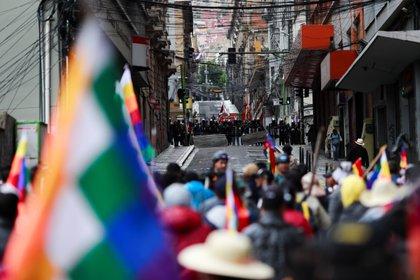 La tensión se mantiene en las calles de Bolivia