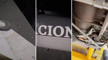Reportaron ataque del Cártel de Sinaloa contra helicóptero de la Guardia Nacional