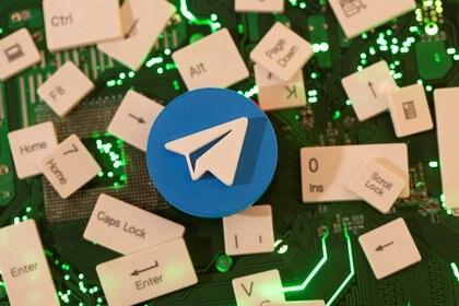 La última actualización de Telegram 7.4.0 está disponible en iOS y Android (Foto: REUTERS/Dado Ruvic/Illustration)