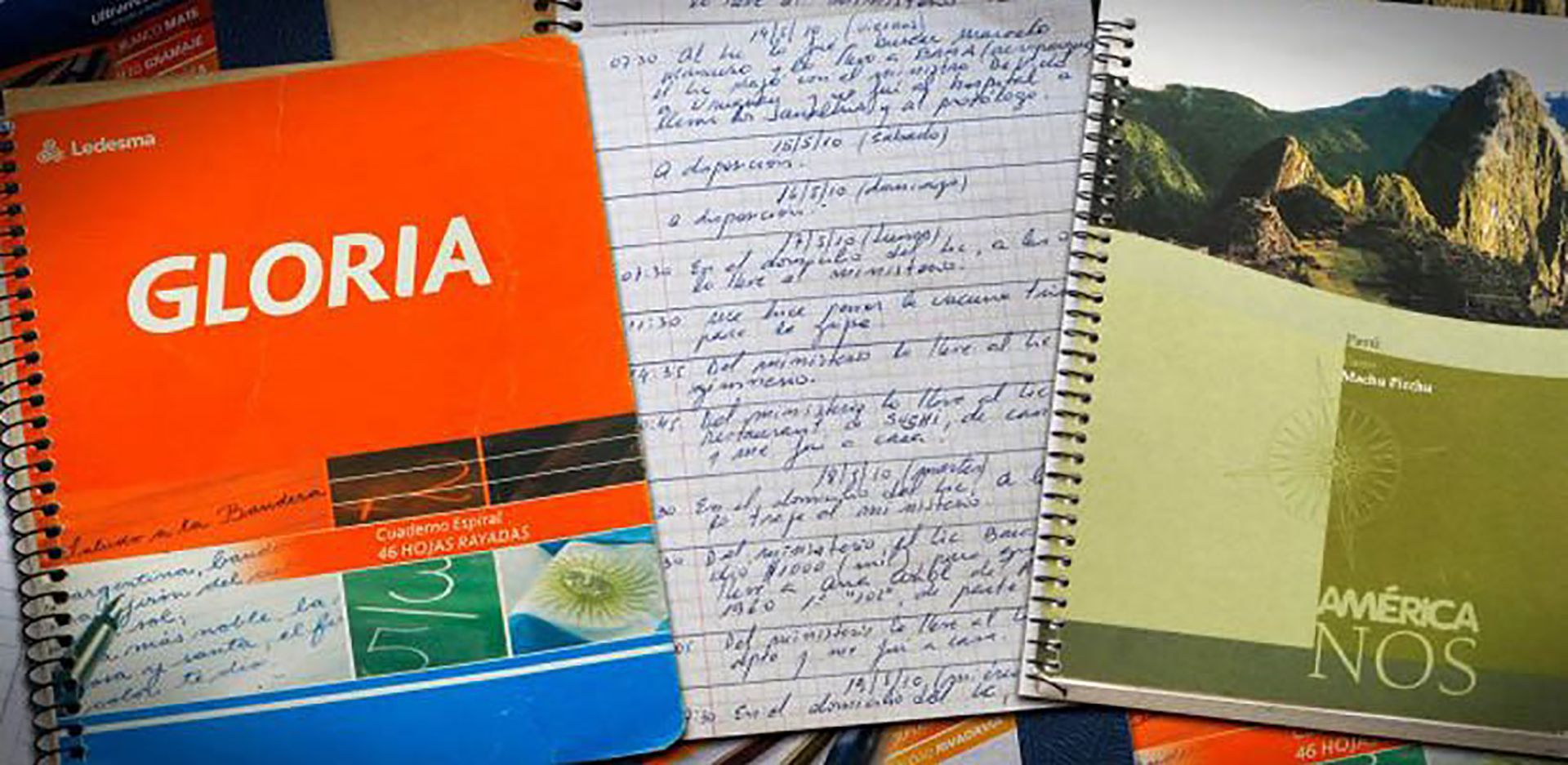 Causa de los cuadernos.