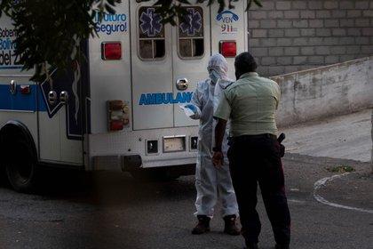Venezuela enfrenta el coronavirus en medio de la peor crisis humanitaria de su historia (EFE/ Henry Chirinos)