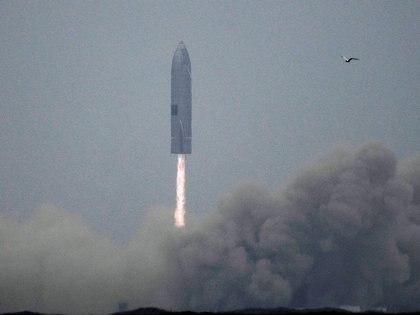 SpaceX SN15 starship