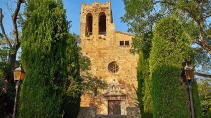 El pequeño pueblo es uno de los que más resguarda el aspecto medieval (Getty Images)