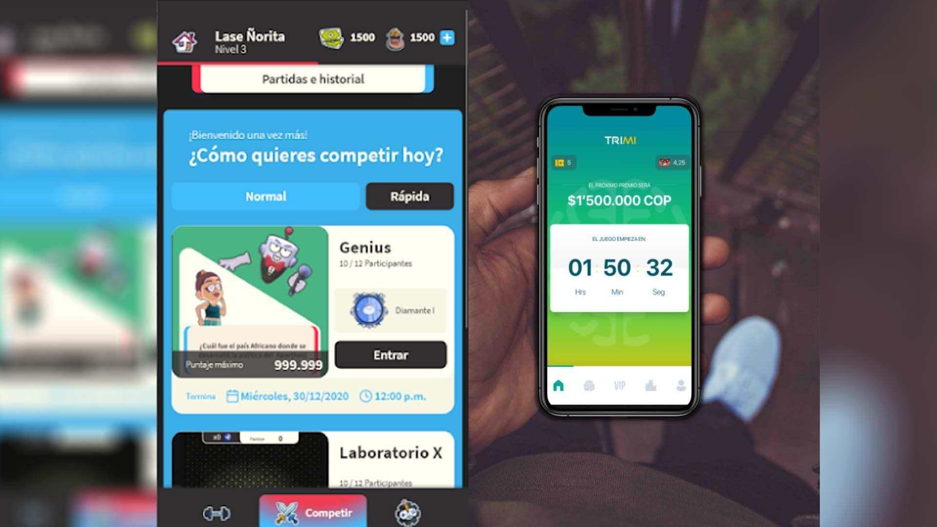 Aplicaciones Dinero Juegos