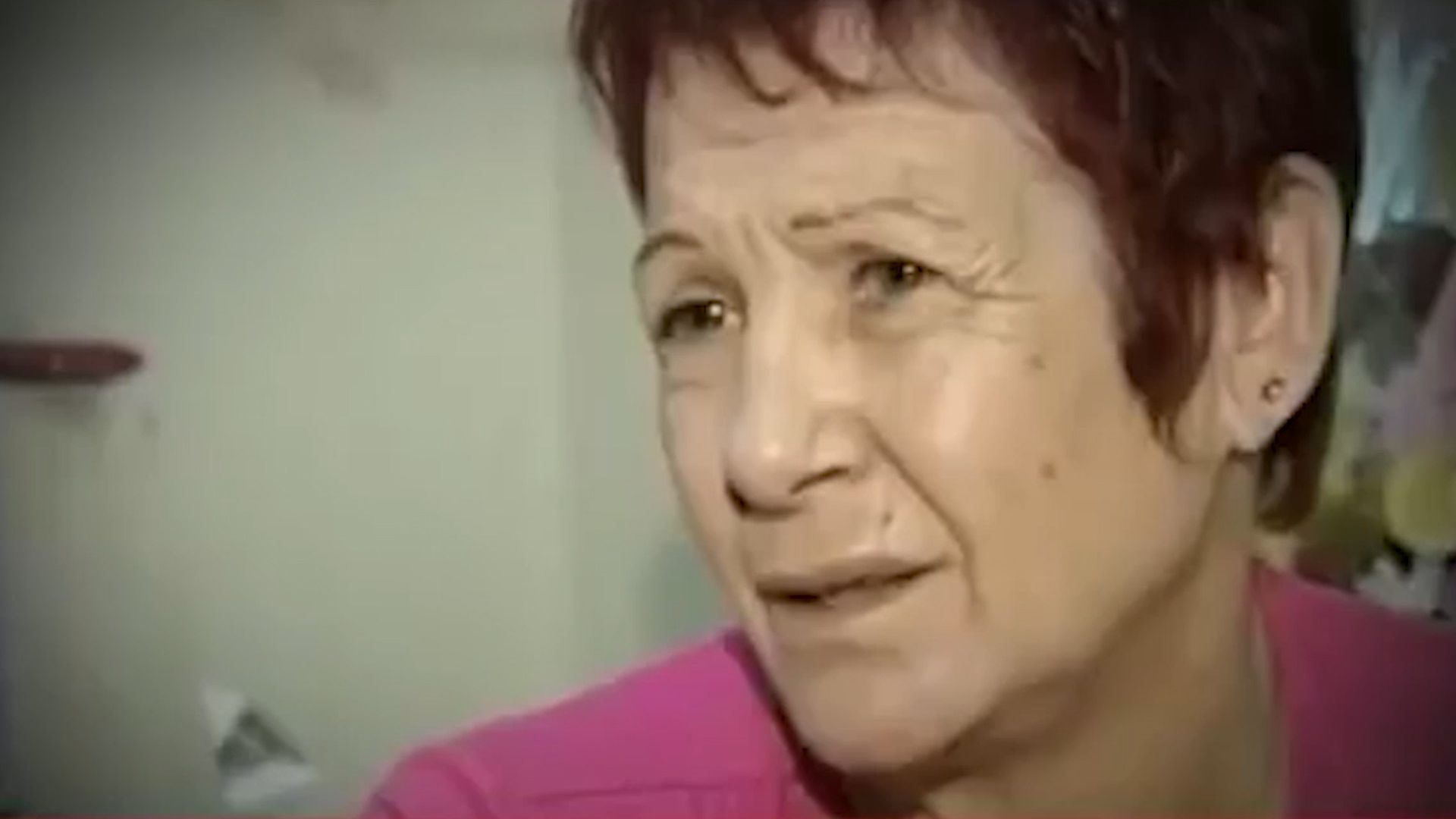 María Cristina Robert, diez años atrás