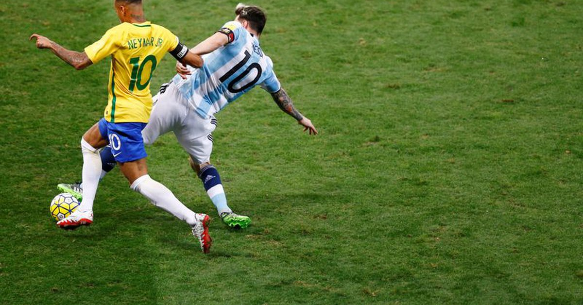 Conmebol chooses Messi and Neymar as the best Copa América players