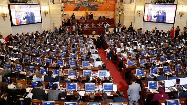 Resultado de imagen para senado colombia