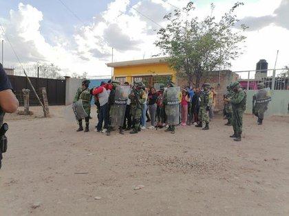 En Guanajuato, la prioridad del Cártel de Sinaloa es terminar con el Cártel Jalisco Nueva Generación (Foto: Twitter)