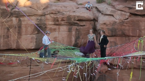Increíble boda
