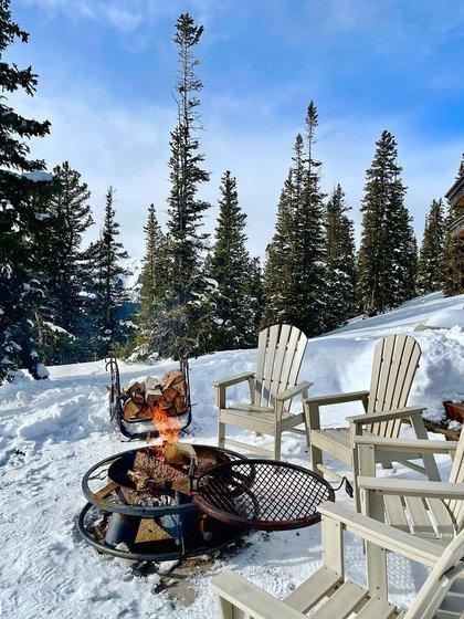 Las costosas vacaciones de invierno de las hermanas Jenner (@kyliejenner)