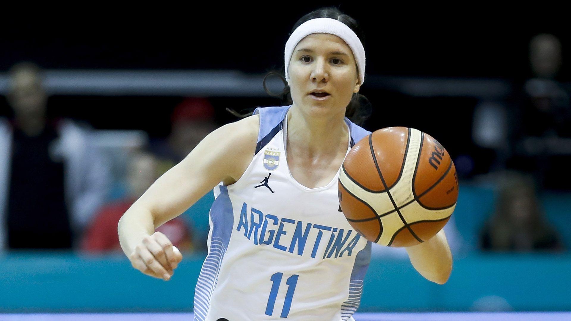 Melisa Gretter analizó la preparación de la selección argentina de cara a la Americup (Photo by Gabriel Rossi/LatinContent/Getty Images)