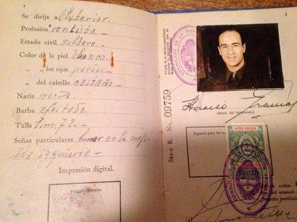 El documento de Horacio, un auténtico bon vivant