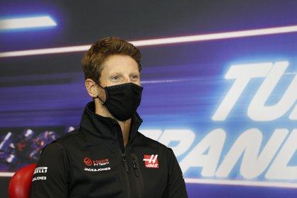 Romain Grosjean. EFE/EPA/Antonin Vincent/Archivo