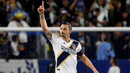 Zlatan Ibrahimovic dejaría Los Angeles Galaxy para recalar en Milan (Credit: Jayne Kamin-Oncea-USA TODAY Sports)