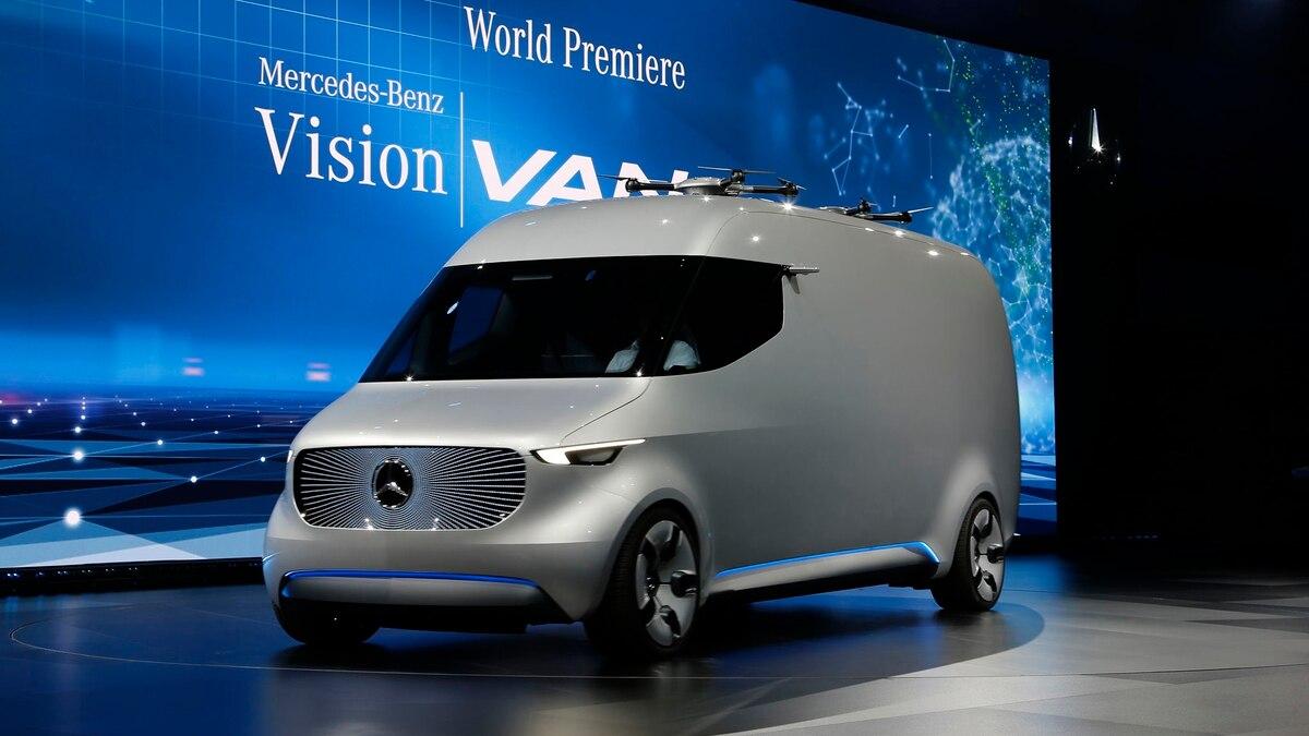 Cómo serán las camionetas del futuro - Infobae