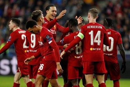 Liverpool colaboró para que la Premier League haya sido la mejor del  2019 (Reuters)