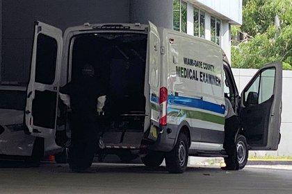 Servicios de emergencias lidiando con casos de coronavirus  REUTERS/Liza Feria
