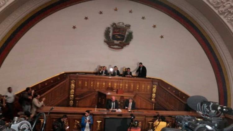 La Asamblea Nacional a oscuras (@AsambleaVE)