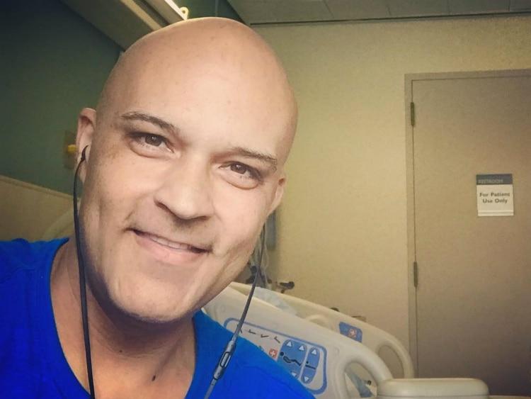Compartía con sus seguidores imágenes tomadas en el hospital (Instagram: kuisgomeztv)