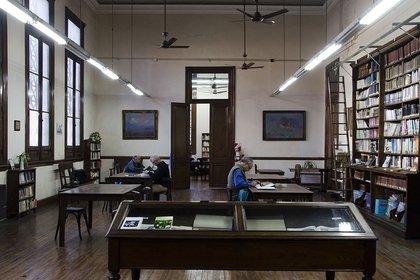 Biblioteca Antonio Devoto