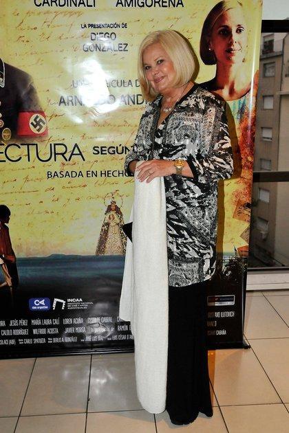 La actriz, Marta González