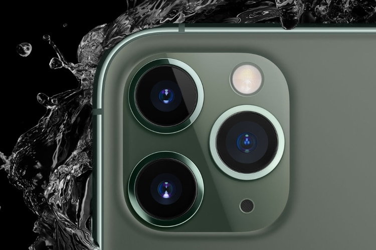El iPhone 11 Pro cuenta con triple cámara trasera (Foto: apple.com)