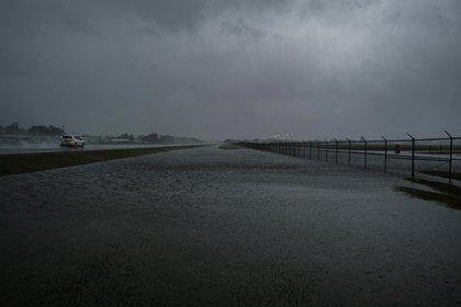 En Tabasco, Chiapas, Yucatán y Quintana Roo se esperan intervalos de chubascos con lluvias puntuales fuertes (Foto: EFE/EPA/Dan Anderson)