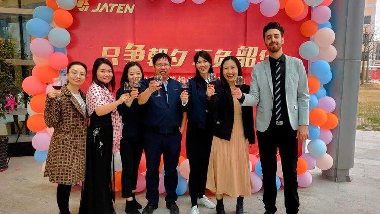 Festejos por el Año Nuevo Chino, antes de la epidemia