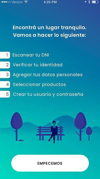 Cinco pasos para ser cliente