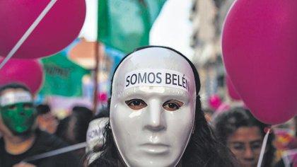Belén es la historia emblema de las mujeres criminalizadas. Estuvo caso 3 años presa tras un aborto espontáneo (Mumala de Tucumán)