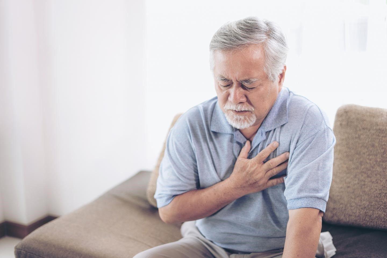 Infarto, dolor en el pecho y otros eventos peligrosos pueden ocurrir si no nos controlamos.