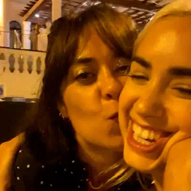 El festejo de cumpleaños de Lali Espósito