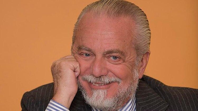 De Laurentiis reconoció el interés por Lozano, pero hasta ahora no se ha oficializado su fichaje con el Napoli, como han adelantado medios locales en México e Italia(Foto: Archivo)