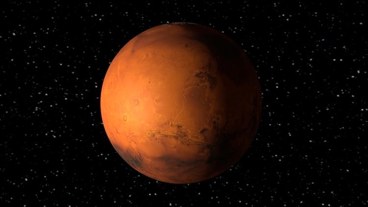 Marte es el gran objetivo de varias potencias espaciales para 2020 (Foto: NASA)