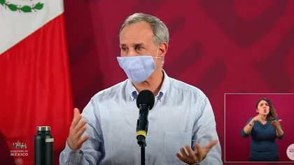 López-Gatell dijo que hay una gran responsabilidad del gobierno para cuidar a la ciudadanía, por ello optaron por medidas que pudieran conducir al abuso de poder (Foto: SSa)